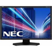 Монитор NEC MULTISYNC PA242W-SV2 чёрный