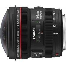 Canon EF 8-15mm f/4L Fisheye USM, SLR...