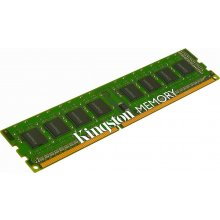 Mälu KINGSTON DDR3 4GB PC 1600 CL11 ValueRAM...