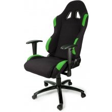 AKracing Gaming Chair Black Green