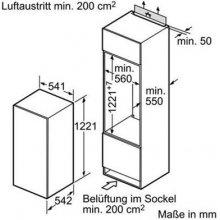 Külmik BOSCH KIR24V60 (EEK: A++)