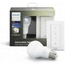 Philips Hue juhtmevaba Dimmer Kit E27 9,5W...