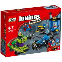 LEGO Juniors Batman ja Superman vs. Lex...