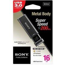 Mälukaart Sony Micro Vault CLICK, 16GB, USB...