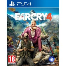 Игра Ubisoft Far Cry 4 PS4