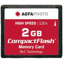 Флешка AGFAPHOTO Compact Flash 2GB High...