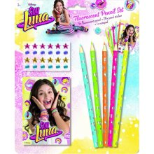 Jiri Models Soy Luna Set of crayons...