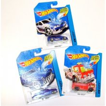 Hot Wheels Car changing color