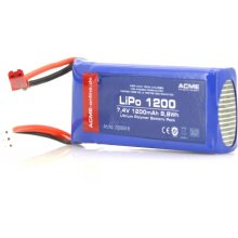 Acme батарея LiPo 7,4V 1200 mAh Zoopa Mantis...