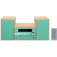 Стереосистема PIONEER X-CM56-GR CD Bluetooth...