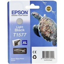 Tooner Epson Ink T1577 Light black | 25,9 ml...