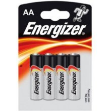 ENERGIZER AA/LR6, Alkaline Power, 4 pc(s)
