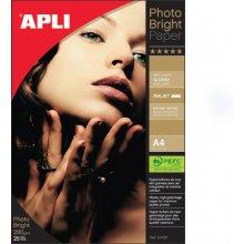 Apli Fotopaber фото Bright 10x15 240g/m2...