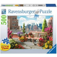 RAVENSBURGER 500 ELEMENTS roof garden