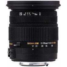 Sigma 17-50mm f/2.8 EX DC OS HSM lens for...