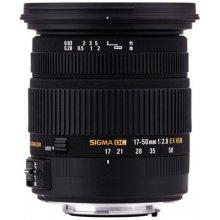 Sigma EX 17-50mm F2,8 DC (OS)* HSM Canon