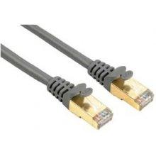 Hama 46736 Netzwerkkabel RJ45 Stecker auf...