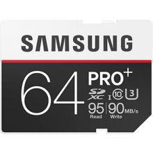 Mälukaart Samsung Pro Plus 64GB SDXC