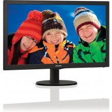 Monitor Philips 243V5LHAB, 23.6, 1920 x...