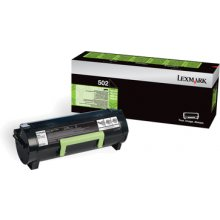 Tooner Lexmark 50F2000 Cartridge, Black...