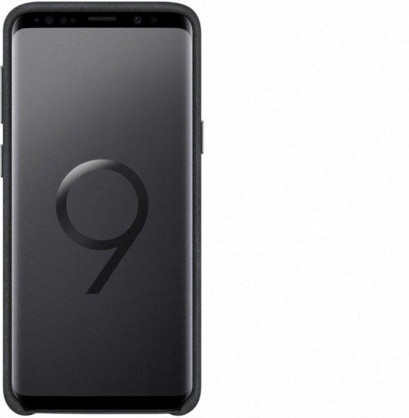 92843c488c9 Samsung Alcantara ümbris EF-XG960 für Galaxy S9 must