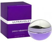 Paco Rabanne Ultraviolet Woman EDP 80ml -...
