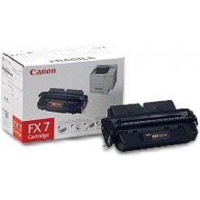 Tooner Canon Toner FX7 black 7621A002
