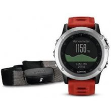 GARMIN Fenix 3 Performer Bundle hõbedane
