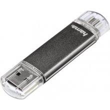 Флешка Hama FlashPen Laeta Twin USB2.0 32GB...