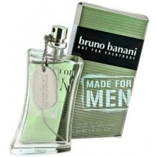 Bruno Banani Made for Men, EDT 50ml...