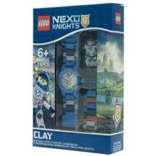 LEGO Zegarek Nexo Knights Claymini figurka