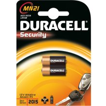 DURACELL Batterie Security MN21 2St