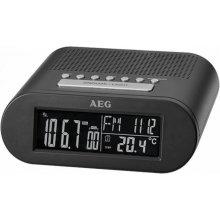 Raadio AEG MRC 4145 F Funkuhrenradio must