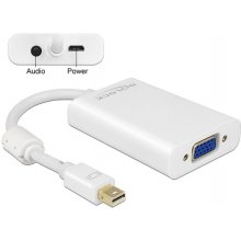 Delock адаптер mini Displayport 1.1 male >...