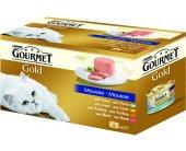 Gourmet Gold kassieine-pasteet, 1 pakk (4 tk...