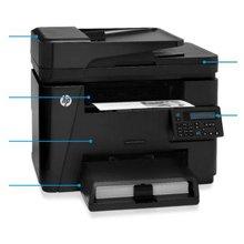 Принтер HP LaserJet Pro MFP M225dn mono A4...