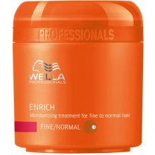 Wella Enrich Mask Normal Hair, Cosmetic...