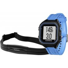 GARMIN Forerunner 25 HR (Black-Blue)