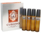 Cubano Collection Set Pour Homme 4x60ml -...