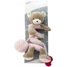 Axiom Plush spring uus Baby Teddy bear pink...