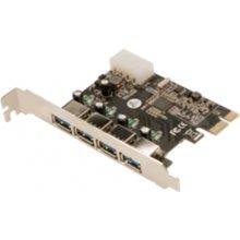 LogiLink 4x USB 3.0 PCIe