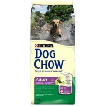 Dog Chow ADULT Lamb/ Rice 2,5kg