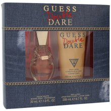 Guess Double Dare, Edt 30ml + 200ml ihupiim...