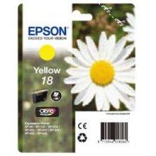 Тонер Epson чернила T1804 жёлтый | 3,3 ml |...