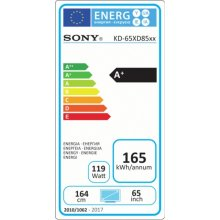 "Teler Sony 65"" LED TV KD-65SD8505B"