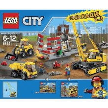 LEGO City, Superpack 3w1