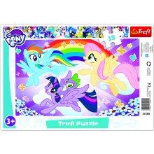 My Little Pony TREFL Pusle raamis 15