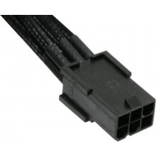 NZXT 6 Pin VGA Extension kaabel 250mm