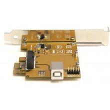 StarTech.com PEX2MPEX, PCIe, Mini PCIe, 0 -...