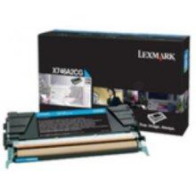 Tooner Lexmark X746A3 C, Laser, Lexmark...